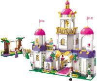 Конструктор Brick Замок Принцессы / 2610 -