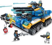 Конструктор Brick Космос Танк / 2713 -
