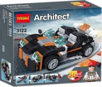 Конструктор Jisi Bricks 3122 -