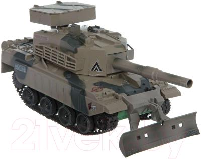 Радиоуправляемая игрушка Play Smart Боевой танк / 9345