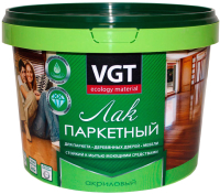 Лак VGT Паркетный (2.2кг, глянцевый) -