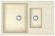 Мойка кухонная Elmar M-09M (бежевый Q2) -