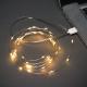 Светодиодная гирлянда Neon-Night Роса 315-966 LED (теплый белый) -