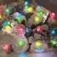 Светодиодная гирлянда Neon-Night Роса с крупными каплями 302-009 LED (мультиколор) -
