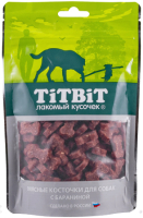 Лакомство для собак TiTBiT Косточки мясные с бараниной / 12918 -