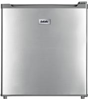 Холодильник с морозильником BBK RF-049 (серебристый) -