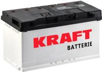 Автомобильный аккумулятор KrafT 100 R / KR100.0 (100 A/ч) -