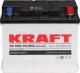 Автомобильный аккумулятор KrafT 65 R / KR65.0 (65 A/ч) -