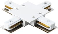 Соединитель трековый Lightstar Barra 501146 (белый) -