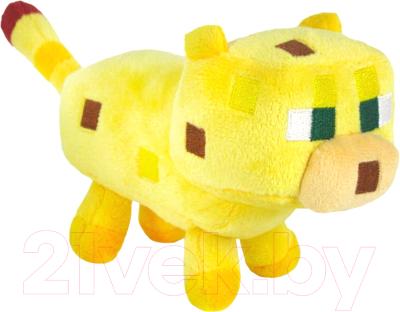 Мягкая игрушка Minecraft Ocelot. Детеныш оцелота / TM16534