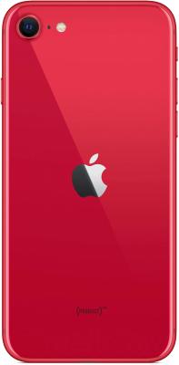 Смартфон Apple iPhone SE 128GB / MHGV3 (красный)