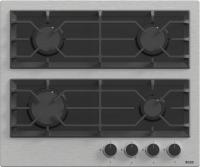 Газовая варочная панель Zorg Technology NT 121 BL+IX -