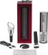 Штопор для вина Prestigio Nemi Smart Wine Opener / PWO103SL (серебристый) -