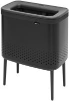 Бак для белья Brabantia Bo Laundry Bin / 200526 (черный) -