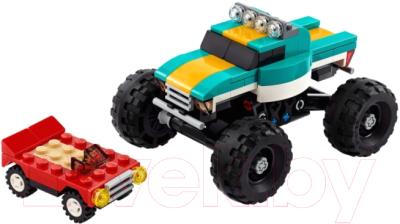 Конструктор Lego Creator Монстр-трак / 31101