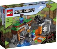 Конструктор Lego Minecraft Заброшенная шахта / 21166 -