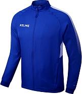 Олимпийка спортивная Kelme Men Training woven Jacket / K088-409 (L, синий) -