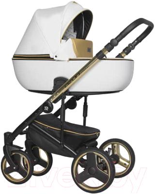Детская универсальная коляска Riko Ozon Premium 2 в 1 недорого