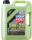 Моторное масло Liqui Moly Molygen New Generation 5W20 / 8540 (5л) -