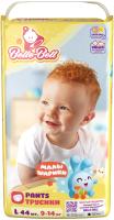 Подгузники-трусики детские Belle-Bell Extra Dry+ L 9-14кг (44шт) -
