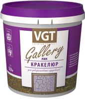 Лак VGT Кракелюр для декоративных покрытий (200г) -