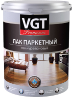 Лак VGT Паркетный полиуретановый (900г, глянцевый) -