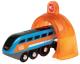 Поезд игрушечный Brio Поезд с интерактивным тоннелем / 33971 -