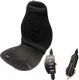 Накидка на автомобильное сиденье AVG 204138 (черный, с подогревом) -