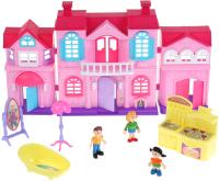 Кукольный домик Симбат С фигурками и аксессуарами / I601-H40011 -