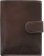 Портмоне Cedar Loren RM-06L-BCF (коричневый) -