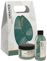 Набор косметики для волос Elgon Imagea Absolute Шампунь мицеллярный 50мл+Маска 50мл -