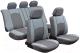 Чехол для сиденья AVG Модель 2 / 204101 (11 предметов, темно-серый/светло-серый) -