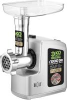 Мясорубка электрическая Holt HT-MG-008 (серебристый) -