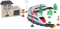 Железная дорога игрушечная Играем вместе Сапсан / 1801B298-R -