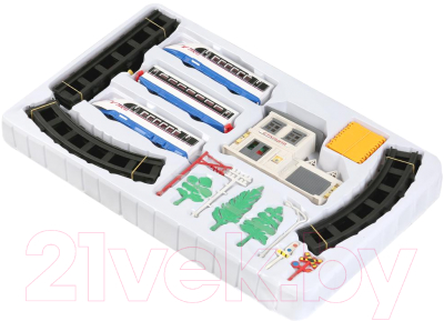 Железная дорога игрушечная Играем вместе Сапсан / 1801B298-R
