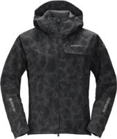 Куртка рыбацкая Shimano RB-01JS Gore-Tex / 59YRB01JS65 (EU-M/JP-L, черный камуфляж) -
