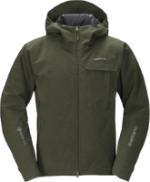 Куртка рыбацкая Shimano RB-01JS Gore-Tex / 59YRB01JS88 (EU-L/ JP-LL, зеленый хаки) -
