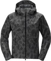 Куртка рыбацкая Shimano RB-04JS Dryshield / 59YRB04JS68 (EU-L/JP-LL, черный камуфляж) -