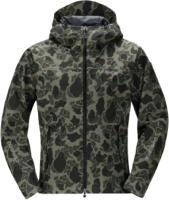 Куртка рыбацкая Shimano RB-04JS Dryshield / 59YRB04JS79 (EU-XL/JP-3L, зеленый камуфляж) -