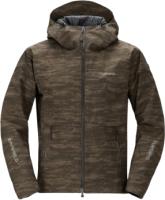 Куртка рыбацкая Shimano RB-04JS Dryshield / 59YRB04JSA5 (EU-M/JP-L, коричневый камуфляж) -