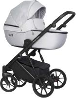 Детская универсальная коляска Riko Montana 3 в 1 (03/белый) -