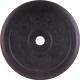 Диск для штанги Torres PL507110 (10кг, черный) -