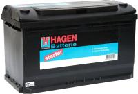 Автомобильный аккумулятор Hagen R+ / 59501 (95 А/ч) -