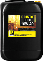 Моторное масло Prista UHPD 10W40 / P060253 (20л) -