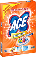 Пятновыводитель Ace Oxi Magic Color (500г) -