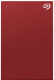 Внешний жесткий диск Seagate External One Touch 1TB Red (STKB1000403) -