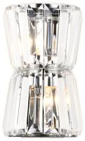 Бра Ambrella TR5217/2 СН/CL (хром/прозрачный) -