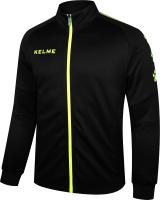 Олимпийка спортивная Kelme Training Jacket / 3881324-012 (L, черный) -