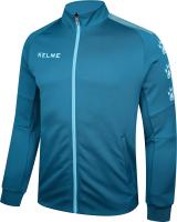Олимпийка спортивная Kelme Training Jacket / 3881324-4012 (XL, голубой) -