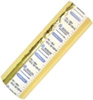 Фольга для ламинатора Korus 0.213x120м (светлое золото) -